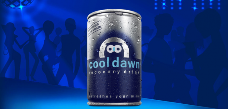 Cool Dawn Recovery Drink Refresca tu mente