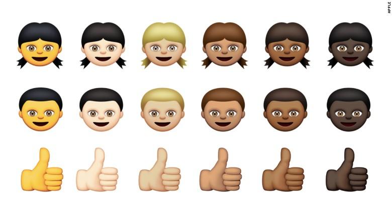 Emoji Apple IOS8
