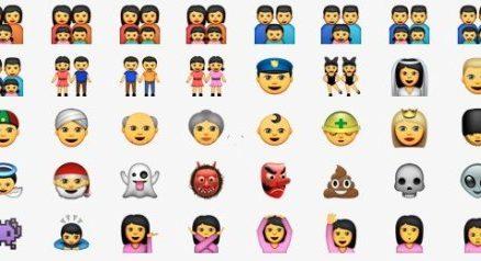 Emoji IOS8