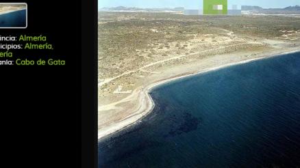 Playa de Torregarcia - Almería