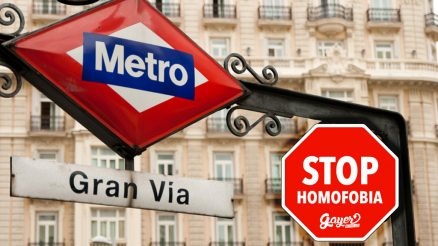 Stop Homofobia | Madrid