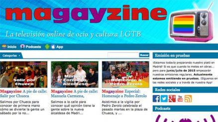MAGAYZINE - La nueva TV LGTB