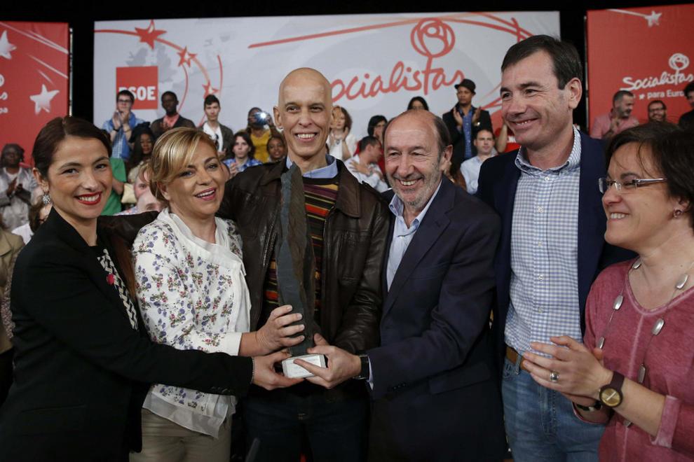 Premio Honorífico a Pedro Zerolo