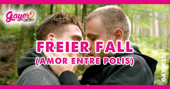 Freier Fall (Caída Libre) amor entre policías