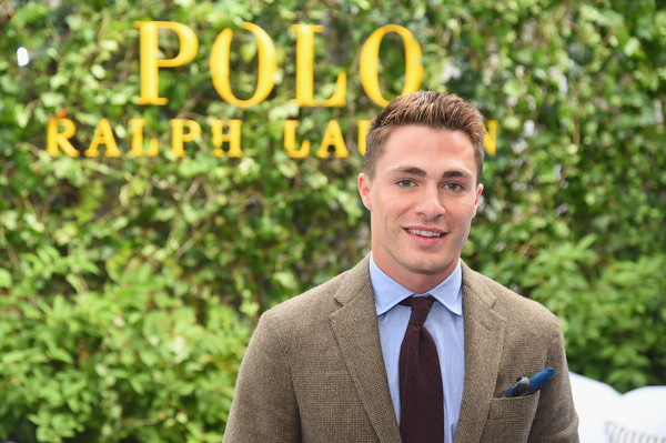 COLTON HAYES POLO RALPH LAUREN