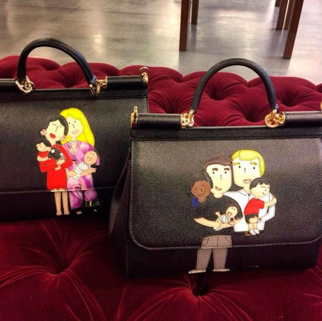 Bolso gayDolce & Gabbana