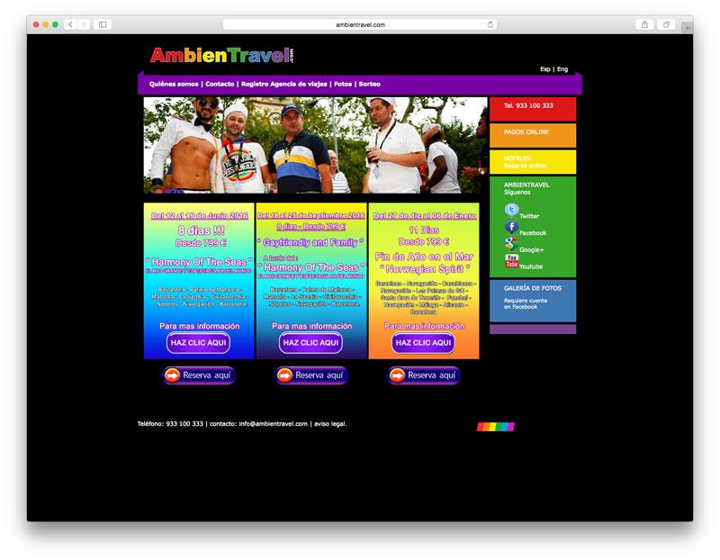 www.ambientravel.com una buena web sobre turismo gay