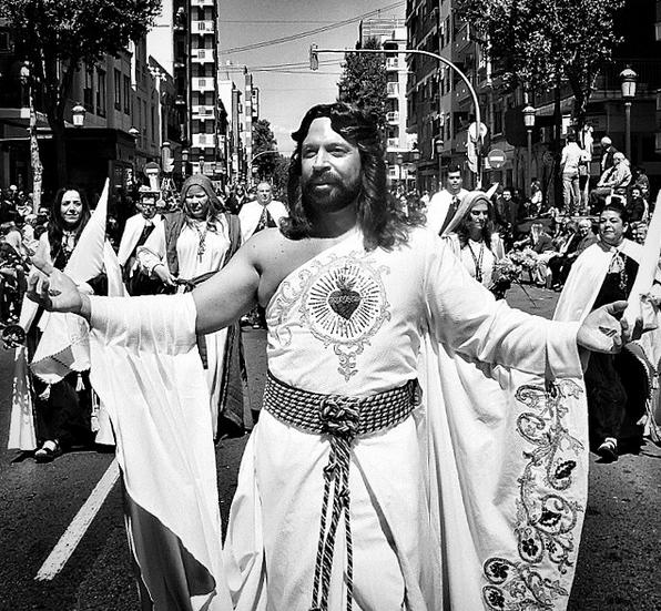 Jesucristo gay