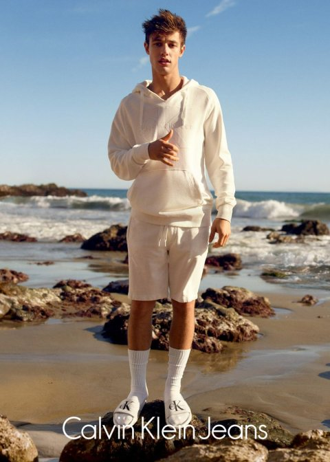 Cameron Dallas-La nueva cara de Calvin Klein