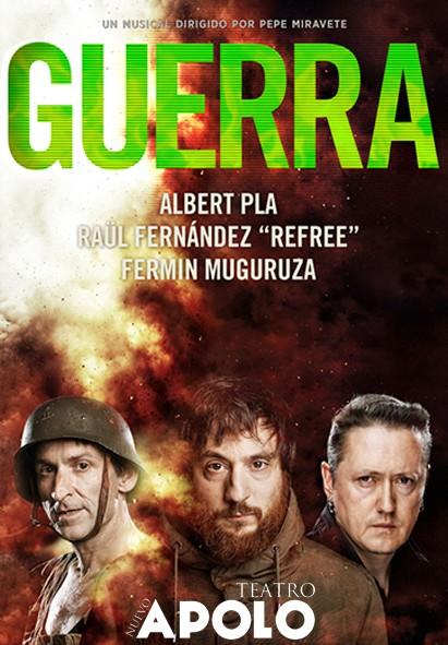 Agenda Fin de Semana 1 al 3 de abril - Madrid - Guerra
