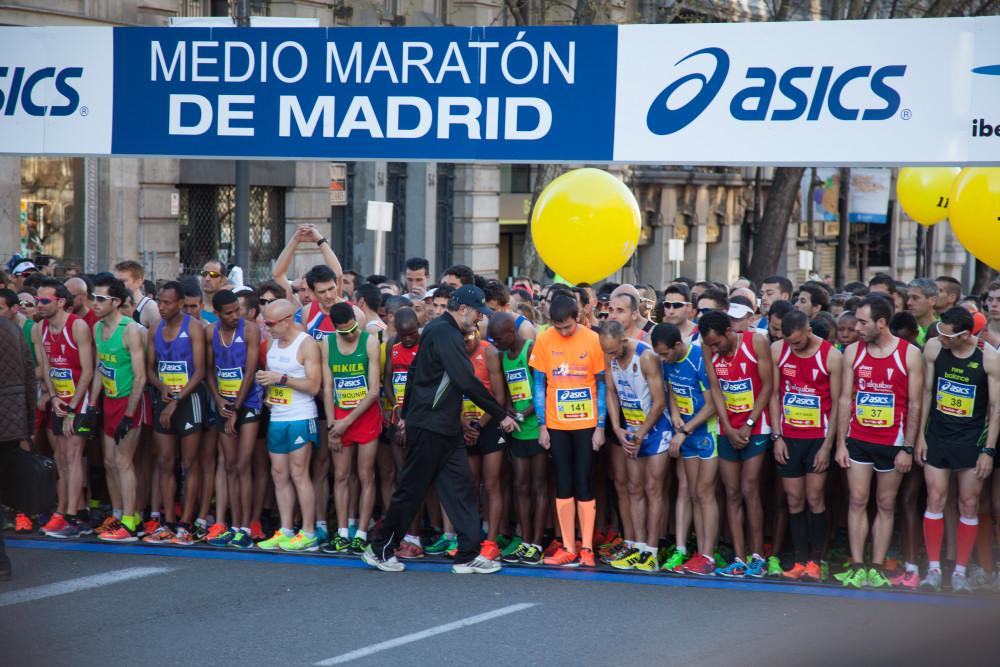 Agenda Fin de Semana 1 al 3 de abril - Madrid - Maratón