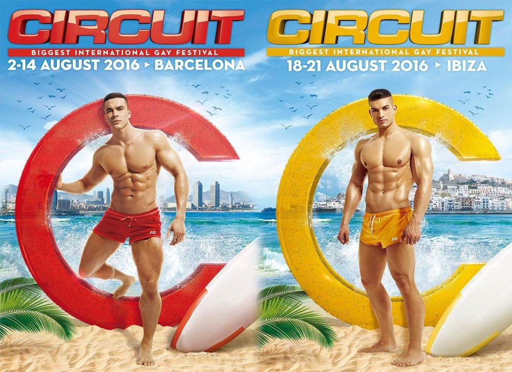 CIRCUIT el festival gay mas esperado del año