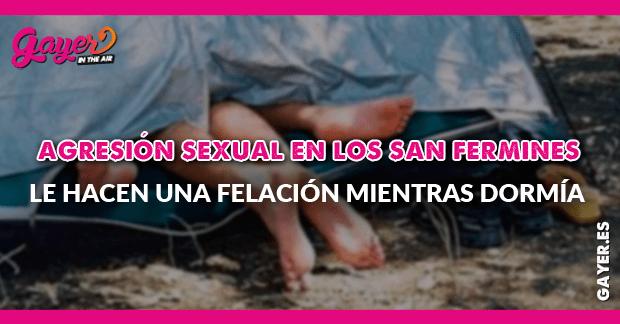 Agresión sexual a un hombre en Pamplona