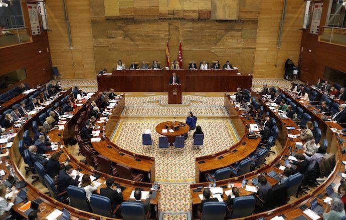 Madrid aprueba la Ley contra la LGTBfobia