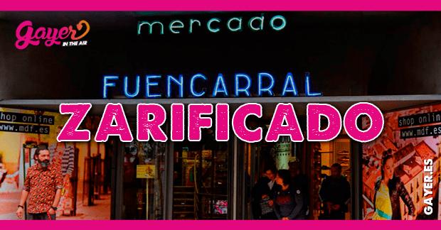 MERCADO DE FUENCARRAL ZARIFICADO