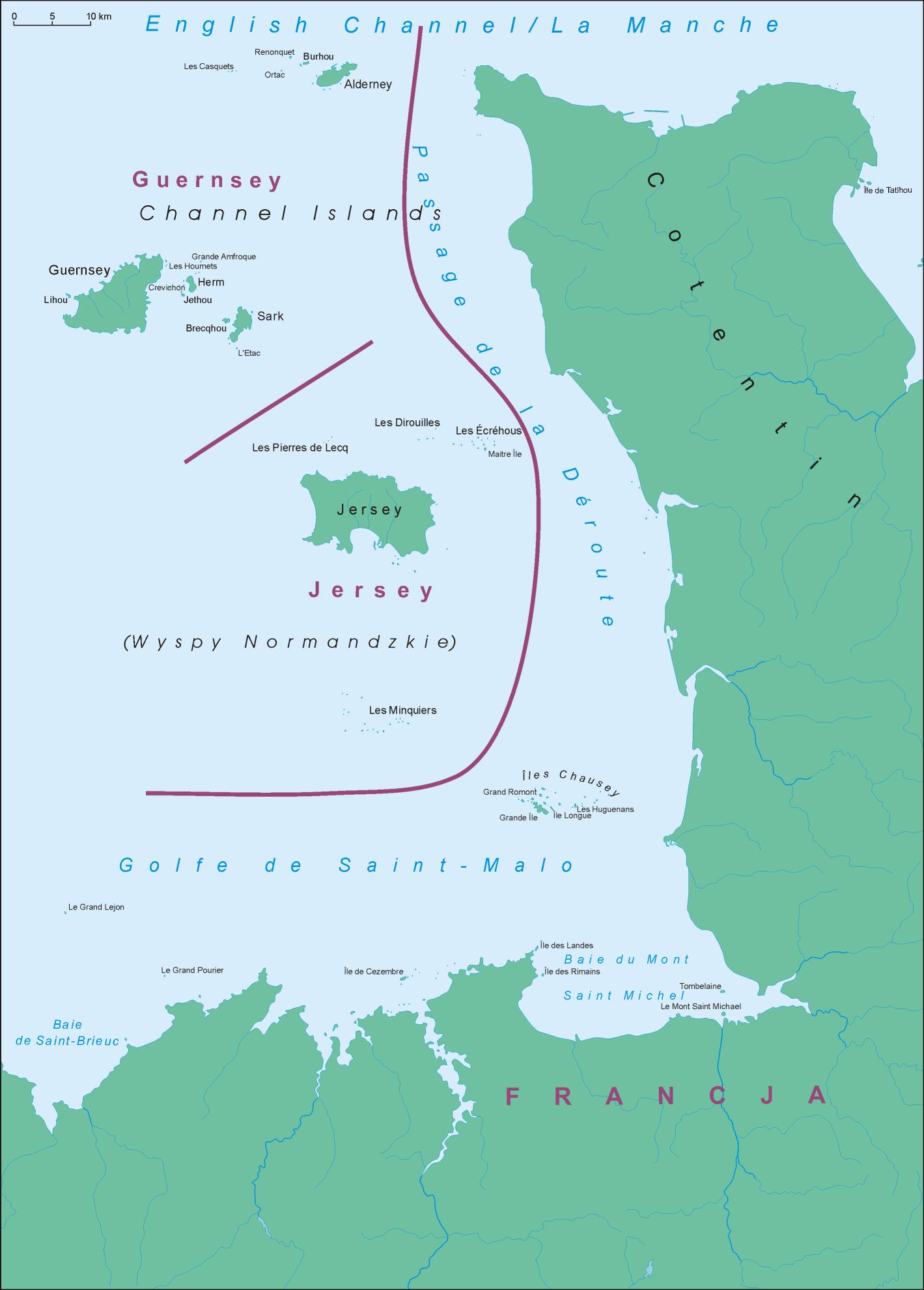 Isla de Jersey
