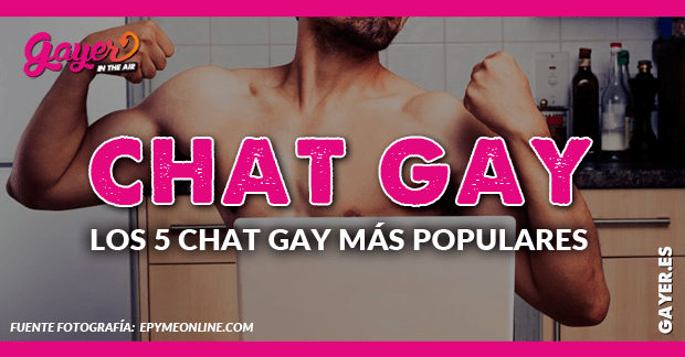 5 chat gay más populares