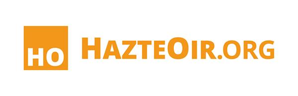 Logotipo HAZTEOIR.ORG