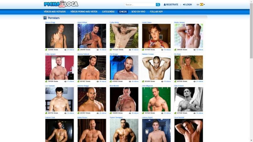 Picha Loca | web porno gay gratis