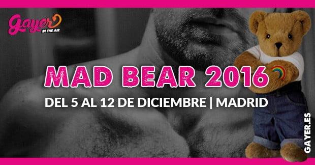 MAD BEAR 2016 MADRID