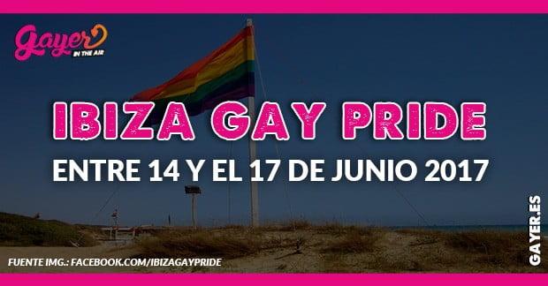 IBIZA GAY PRIDE DEL 14 AL 17 DE JUNIO