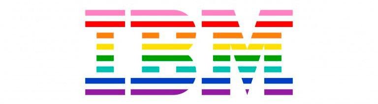 Logotipo IMB LGBT