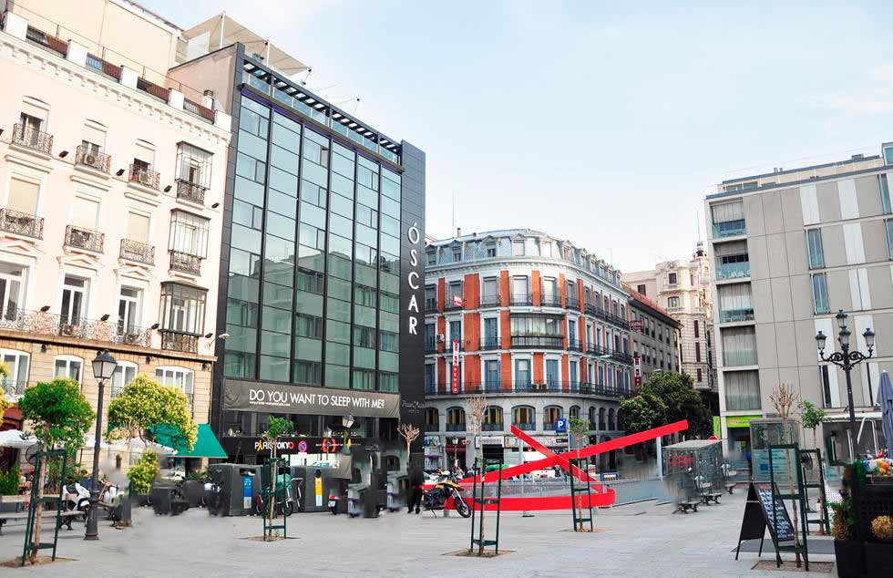 Plaza Vázquez de Mella