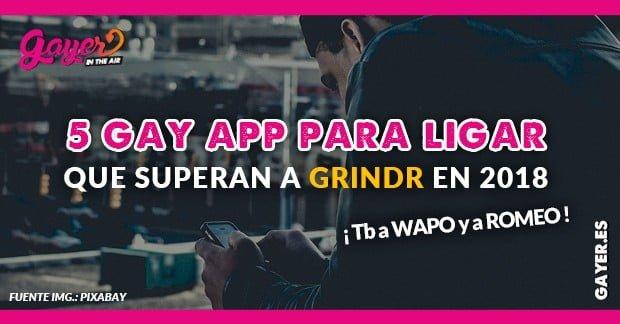 Gay App: las 5 mas descargadas en tu smarthpone