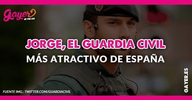 EL GUARDIA CIVIL MÁS GUAPO DE ESPAÑA