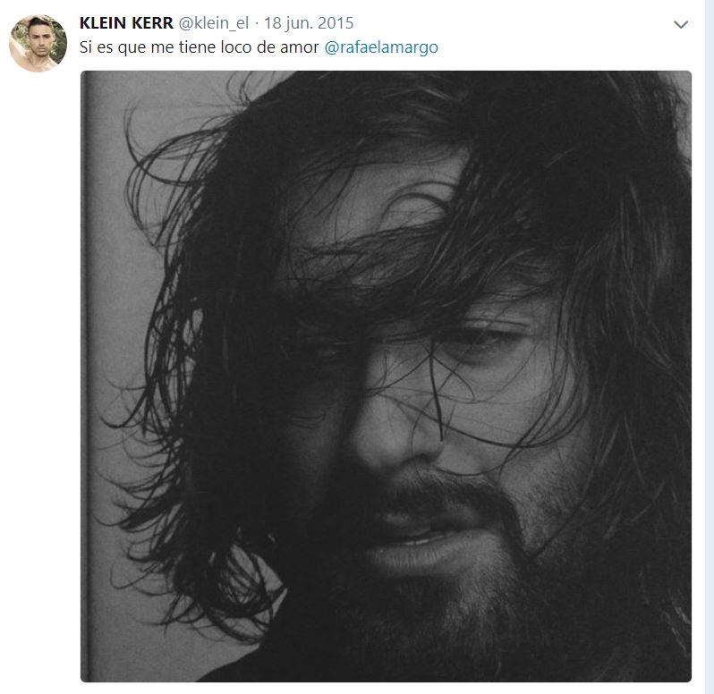 Klein Kerr y Rafael Amargo formaron pareja de verano
