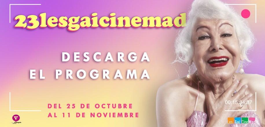 Lesgaicinegaymad es un festival de cine con 26 años de historia