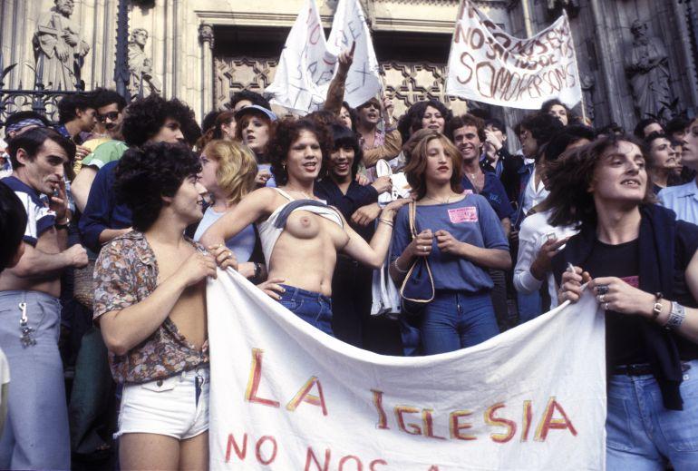 despenalización homosexualidad en España