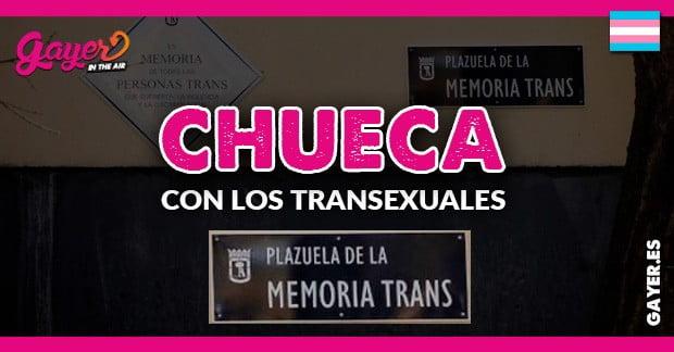 Chueca honra la memoria trans con una plaza