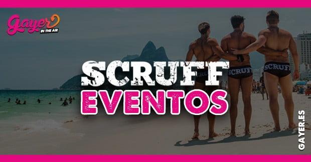 SCRUFF EVENTOS