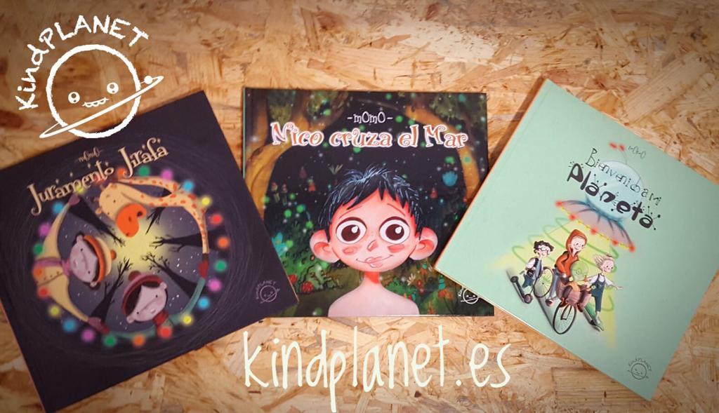 cuentos gays para niños, editorial kind planet