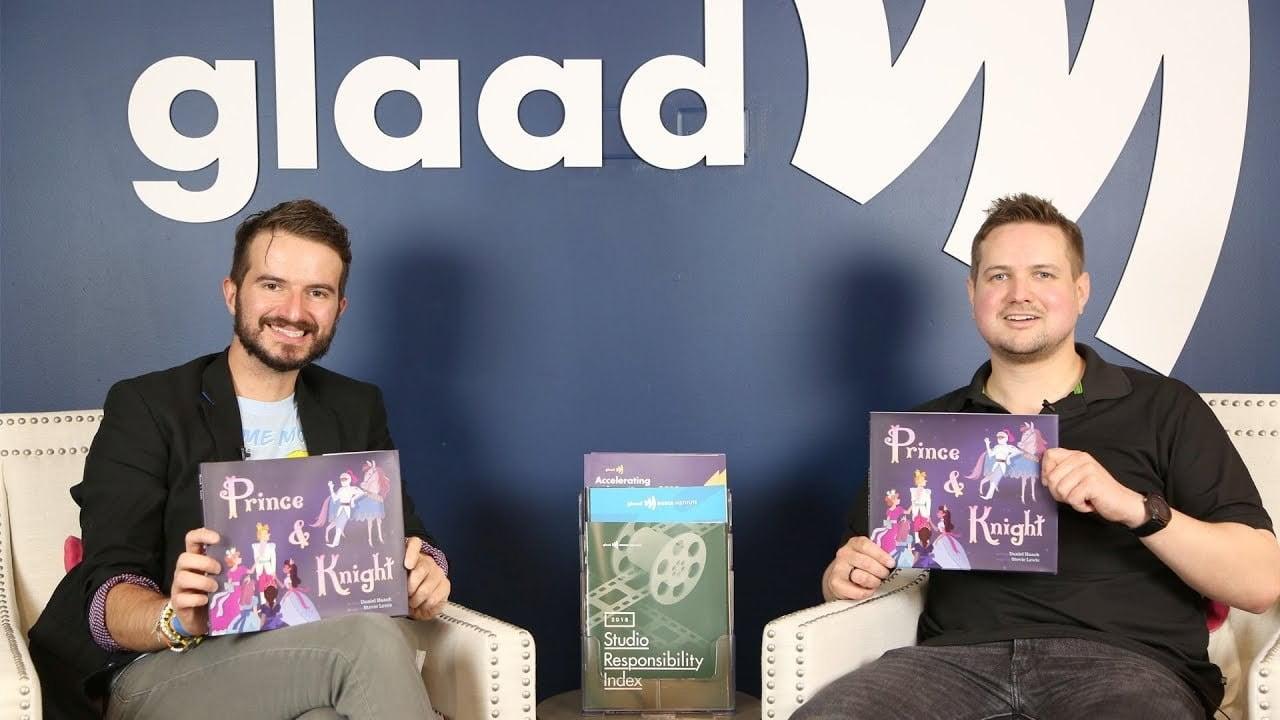 Prince & Knight es un cuento gay para niños que está obteniendo un gran éxito en todo el mundo