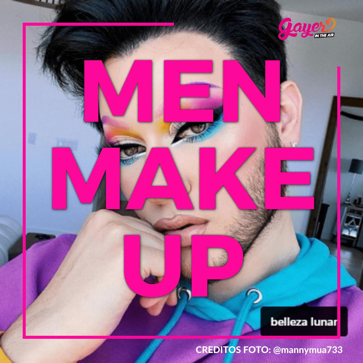 Los 25 mejores artistas del maquillaje masculino