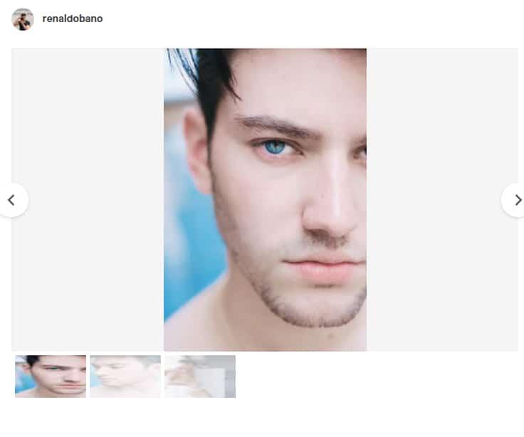 fiverr ofrece modelaje gay