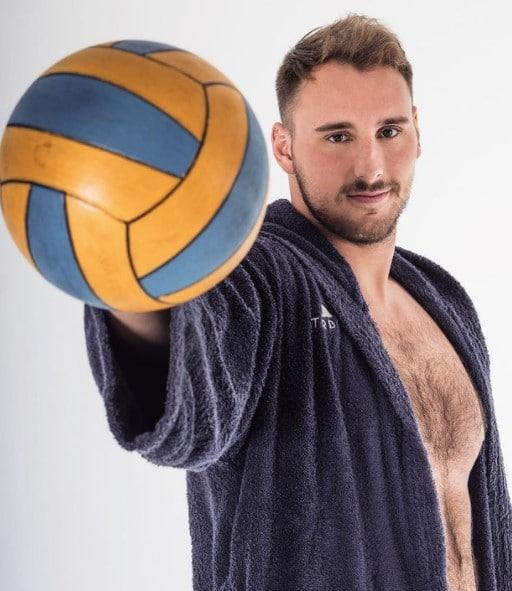 victor gutierrez es uno de los deportistas españoles que ha salido el armario