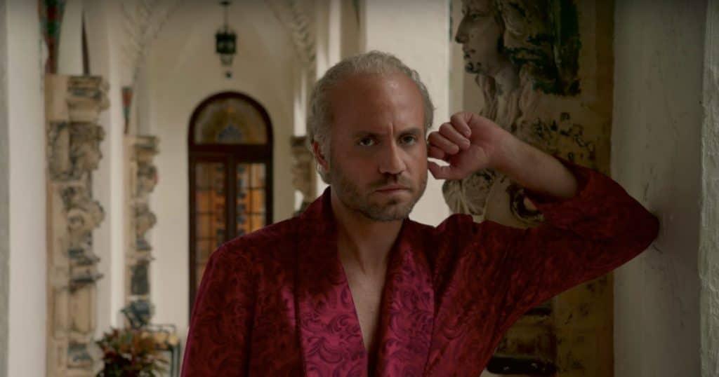 versace es una serie gay que trata sobre el homcicdio del diseñador